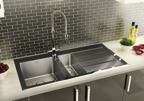 Carron Phoenix To Launch New Sinks and Taps For 2012